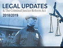 Legal Updates 2018/2019