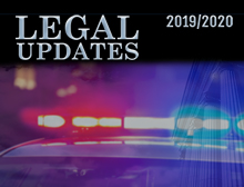 Legal Updates FY20 Cover