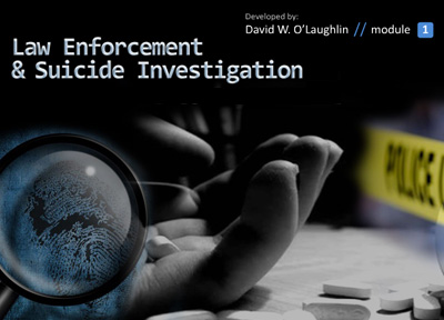 Law Enforcement and Suicide Investigation