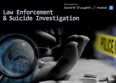 LE Suicide Investigation